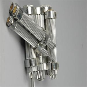 Aço inoxidável, aço revestido de alumínio Acs Strand Fio