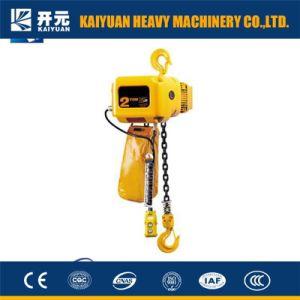 0,5 tonne de haute qualité avec palan électrique à chaîne SGS