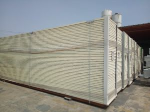Prefabricated 강철 구조물 2층집