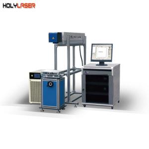 CO2 лазерная маркировка машины для металлов