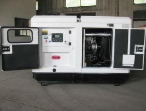 86.4kw/108kVA 침묵하는 Cummins 디젤 엔진 발전기 세트 또는 발전기