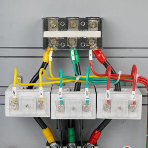 卸し売りステンレス鋼の屋外の統合された配電箱