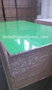 Dfw limitada altamente brilhante MDF UV/placa MDF UV/Painel de MDF UV