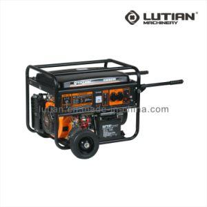 3.2-6.0kw de potencia portátil generador de gasolina con certificado CE