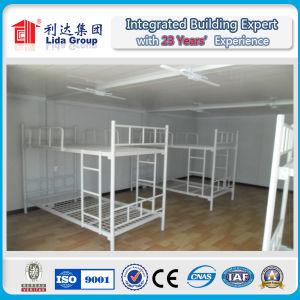 Casa prefabricada campamento de trabajo sala de estudiantes