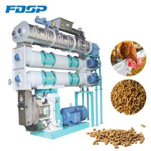 農場によって使用される家禽の供給処理完全な装置