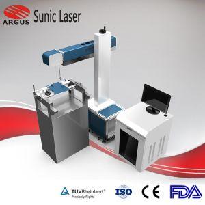 300x300mm máquina de marcação a laser de Linha se rasgue