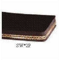 Резиновые ленты конвейера прямой Warp слойного материала для производства