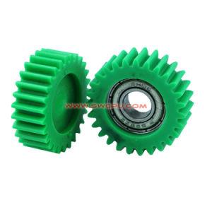 사출 성형 비표준 다채로운 POM 플라스틱 내부 박차 기어 바퀴