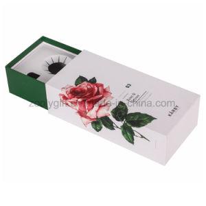 Modificar la insignia para requisitos particulares 3 capas que resbalan el rectángulo del chocolate de la categoría alimenticia de la cartulina del cajón