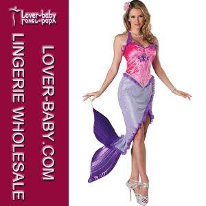 Fantasy Halloween Costume Sexy Mermaid (L15230)
