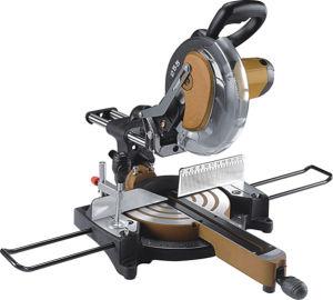 255mm Miter vu avec le Laser