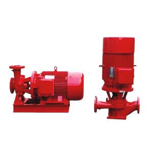 Xbd-Hy (HL) constante presión de sobrealimentación bombas de agua contra incendios