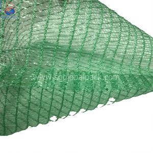 Nach Maß 15kg 25kg rote Raschel Säcke für verpackenkartoffeln