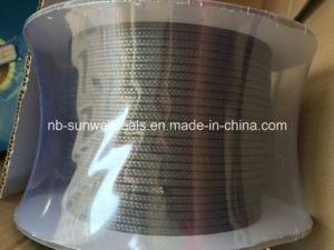 Imballaggio puro della grafite PTFE/Teflon senza petrolio
