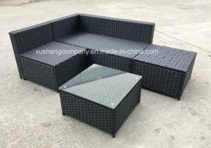4pcs en forma de L Ocio sofá
