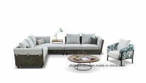 Верхняя секция Wholesales Гуандун диван в форме буквы L