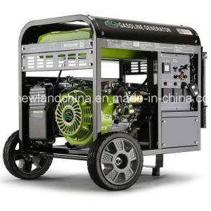 13HP/4.5kw бензиновый генератор с Handpushing и Rollors/4500 (Е) -D