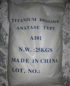 Het Dioxyde /TiO2 van het Titanium van het Rutiel van de Grondstof voor de Deklaag van het Glas, de Pijp van pvc, Industriële Verf