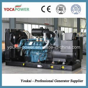 Doosan Motor 330kw conjunto gerador eléctrico de gasóleo com Painel de Controle Automático