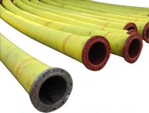 水ポンプのゴム製適用範囲が広い灌漑用水の吸引のホース
