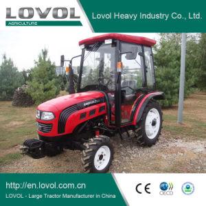 China 25HP fabricante de tractores agrícolas