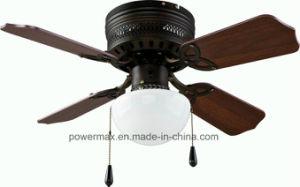 """30"""" de ventilador de techo con iluminación"""