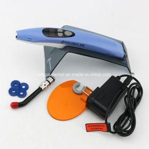 Carpintero Wireless de curado Dental LED Lámpara de luz LED D