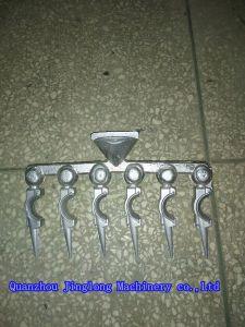 Autopartes de aluminio Die la gravedad de la máquina de fundición china (JD-600)