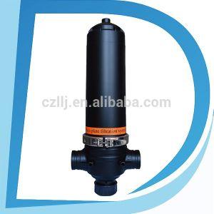 Filter van de Plaat van de Schijf van de Machine van het Water van de Automaat van de Behandeling van het Water van de Zuiveringsinstallatie van het Water van lage Kosten de Industriële