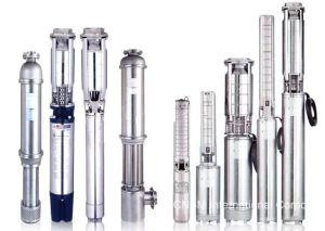 깊은 우물 펌프 전기 잠수할 수 있는 물 Pump/Kh