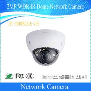 Macchina fotografica di rete Vandalproof della cupola di Dahua 2MP WDR IR (IPC-HDBW8231E-Z5E)