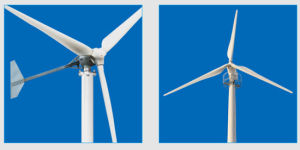 격자 시스템 떨어져 격자에 새로운 3000W/3kw 바람 터빈 발전기