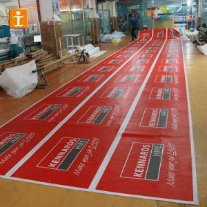 旗を広告するFlullカラーによって印刷されるCustomed