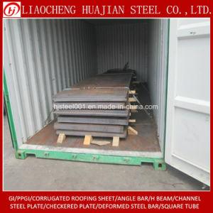 Plaat van /Checker van de Plaat van het ijzer de Geruite voor het Gebruik van het Platform van de Vloer