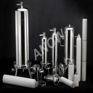Le logement de cartouche de filtre à eau avec SUS316L/304