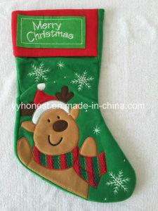 Grandes animais a granel grossista personalizados palmilha de estocagem de Natal