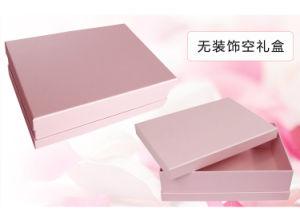 Vakje van de Verpakking van de Kleding van het Huwelijk van het Document van het Vakje van de Kleding van het Huwelijk van het Vakje van het Document van het Vakje van de Kleding van het huwelijk het Verpakkende