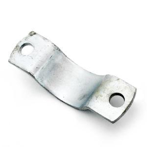 Morsetto personalizzato della sella dell'accessorio per tubi del metallo