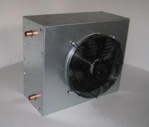 O tubo de cobre água ao permutador de ar para Bolier