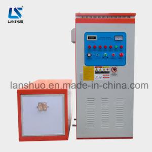 Máquina de calentamiento por inducción de alta frecuencia 200kw para el tratamiento de calor