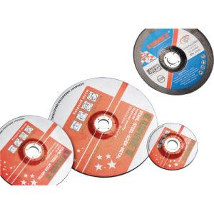 Disco di molatura depresso del centro per l'abrasivo del metallo (115X6X22.2mm) con i certificati del MPa