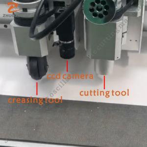 Ausgezeichnete vibrierende CNC-Messer-Ausschnitt-Maschine für Paket 2516