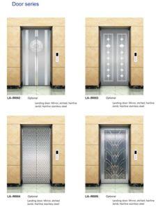 Vidrio estándar estable y elevador de pasajeros con buen precio.