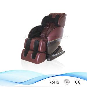 Eléctricos de gama alta de cuerpo completo 4D inteligente Silla de Masajes Gravedad Cero