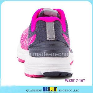 Da fuga ao ar livre da descoberta da menina de Blt sapatas Running do esporte do estilo