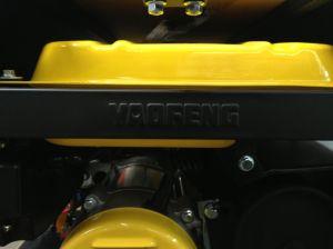 Generador de gasolina eléctrica de 5000 vatios con EPA, el CARB, CE, Soncap Certificado (YFGF6500E2)