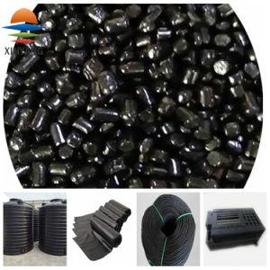 Colore Masterbatch del nero del tubo del PE per l'iniezione dell'HDPE