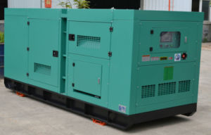 25kVA Soundproof Type Lovol Diesel Engine Generator Set