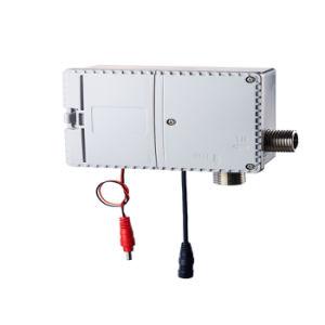 De ideale Sanitaire Muur van Waren zette de Zelf Sluitende Elektrische Kraan van de Sensor op